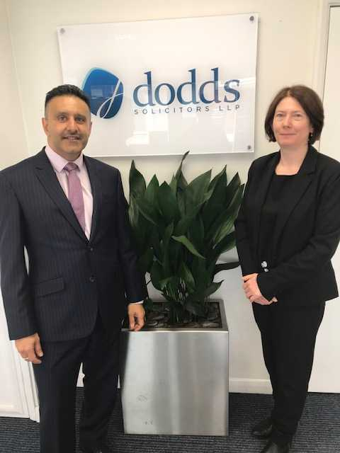 Sarah joins the Mediation Centre with our Partner Ashwin Topiwala