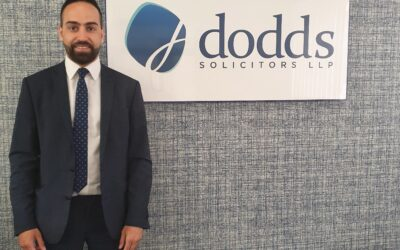 Welcome Sukhdev, new member to the Dodds Family!